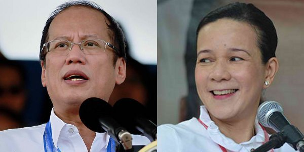 President Noynoy Aquino and Senator Grace Poe (Photos from Gov.ph and Valenzuela.gov.ph)